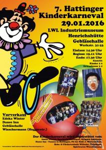 Kinderkarneval_Plakat_2016